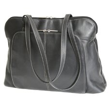 <strong>Royce Leather</strong> Vaquetta Nappa Ladies' Tote
