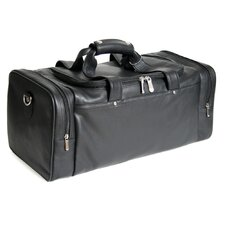 "21.5"" Leather Sports Duffel"