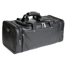 Luxury Genuine Leather Duffel Sports Bag Luggage