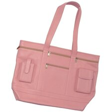 Art Nappa Leather Business Tote