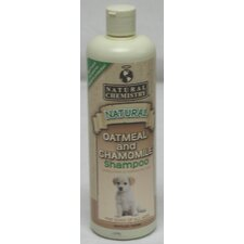 Natural Oatmeal and Chamomile Shampoo