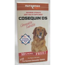 100 Counts Cosequin DS Chewable