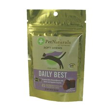 Daily Best Soft Chew for Cats (Pack of 45)