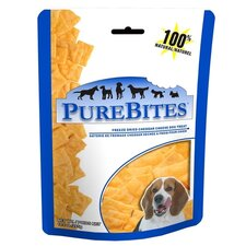 Cheddar Cheese Freeze Dried Dog Treat