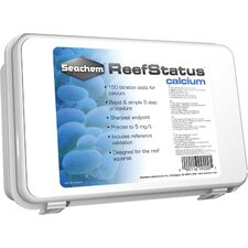 Reef Status Calcium Test Kit Aquarium Water Testing