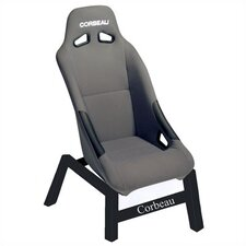 <strong>Corbeau</strong> Clubman Cloth Gaming Chair Seat