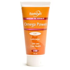 3 oz Omega Power Gel (Skin and Coat) for Cats