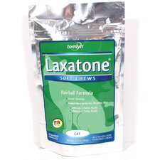 Laxatone Soft Chews Hairball Formula Cat Treat
