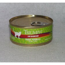 Canned Trout Cat Food