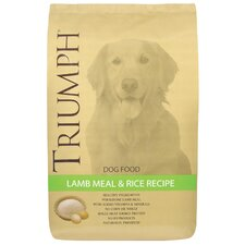 Lamb Meal and Rice Dry Dog Food