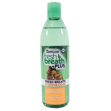 Fresh Breath Plus Skin and Coat Water Additive