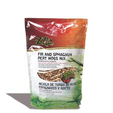 Fir and Sphagnum Moss Litter for Reptiles
