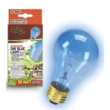 Day Blue Light Incandescent Bulb for Reptiles