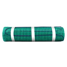 <strong>WarmlyYours</strong> TempZone Radiant Floor Heating Roll for Tile