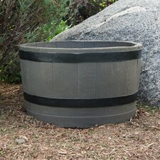 <strong>RTS Companies</strong> Oval Barrel Planter