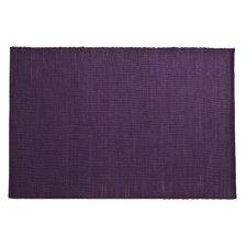 Tatami Purple Rug