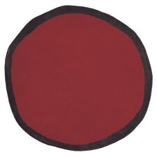 Aros Redonda Red Area Rug