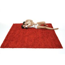 Dolce Red Area Rug