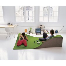 Flying Carpet Green Rug