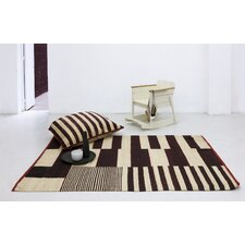 Medina Brown/White Rug