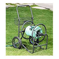 Residential 2 Wheel Hose Reel Cart