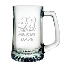 Nascar Individual 25 oz. Sport Mug, Jimmie Johnson with personalization
