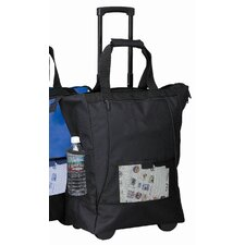 <strong>Goodhope Bags</strong> On The Go Rolling Tote
