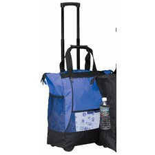 On The Go Rolling Shopping Tote