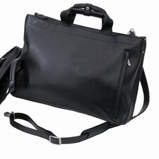 Bellino Express Softsided Leather Briefcase