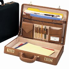 <strong>Goodhope Bags</strong> Bellino Leather Attaché Case