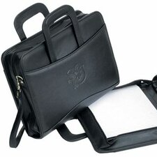 <strong>Goodhope Bags</strong> Bellino 3-Ring Laptop-Around Binder Briefcase