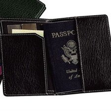 <strong>Preferred Nation</strong> Leather Passport Cover