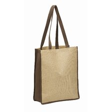 Jute Tote in Brown