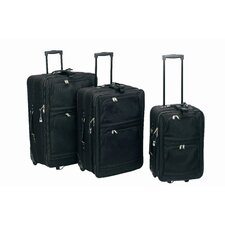 <strong>Goodhope Bags</strong> Magnum Expandable 3 Piece Luggage Set