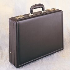 "Attache Expandable 4"" Briefcase"