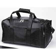 "<strong>Goodhope Bags</strong> Bellino 19"" Leather Travel Duffel"