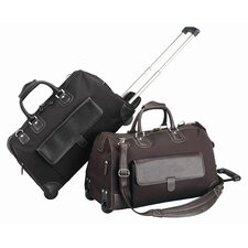 "Bellino 22"" 2-Wheeled The Pilot Travel Duffel"