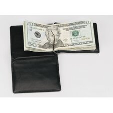 <strong>Goodhope Bags</strong> Money Clip Wallet in Black