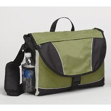 <strong>Goodhope Bags</strong> Recycled PET Messenger Bag