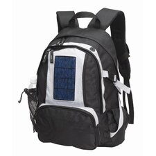 Solar Backpack in Black