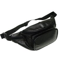 <strong>Goodhope Bags</strong> Leather Fanny Pack