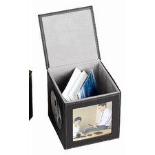 Bellino Memory Cube Picture Frame (Set of 4)