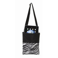<strong>Goodhope Bags</strong> Zebra iPad Sling Bag