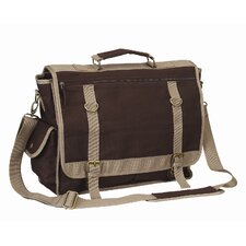 <strong>Goodhope Bags</strong> Expresso Messenger Bag