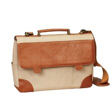<strong>Goodhope Bags</strong> Russo Leather Laptop Briefcase