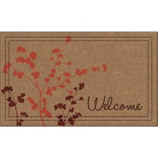<strong>BuyMATS Inc.</strong> Naturelles Simple Welcome Doormat