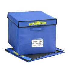 <strong>Bin Warehouse</strong> 32 Gallon Fold-A-Tote (Set of 4)