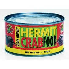 Canned Hermit Crab Wet Food