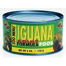 Adult Iguana Food in Cans/Wet