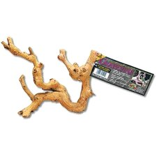 Premium Sand Blasted Grapevine for Reptiles, Birds, and Rodents